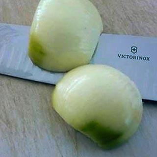 como limpar faca cozinha