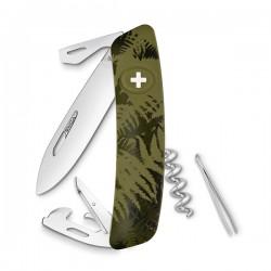 Canivete Swiza C03 Camuflado Fern