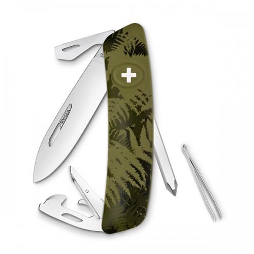 Canivete Swiza C04 Camuflado Silva