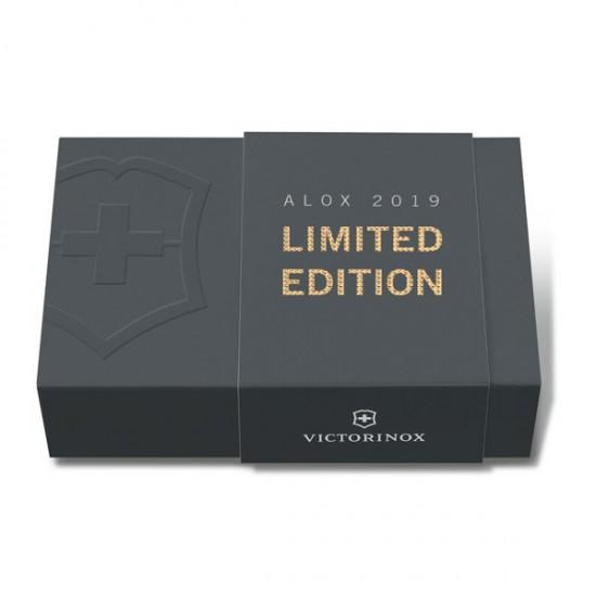 Victorinox Pioneer Alox Edição Limitada 2019
