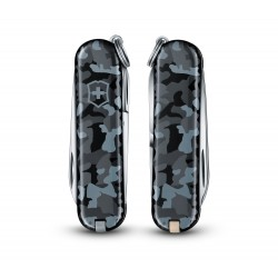 Victorinox Classic SD Navy Camouflage