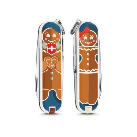 Gingerbread Love - Victorinox Classic Edição Limitada 2019