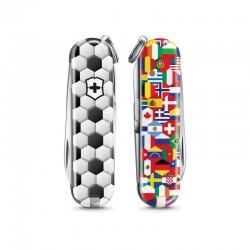 Wordl of Soccer - Victorinox Classic Edição Limitada 2020