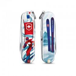 Ski Race - Victorinox Classic Edição Limitada 2020