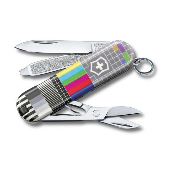 Retro TV - Victorinox Classic Edição Limitada 2021