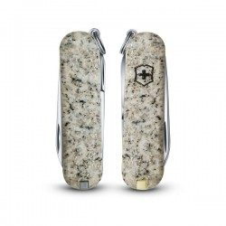 "Victorinox Classic ""3D Touch and Feel Stone"""