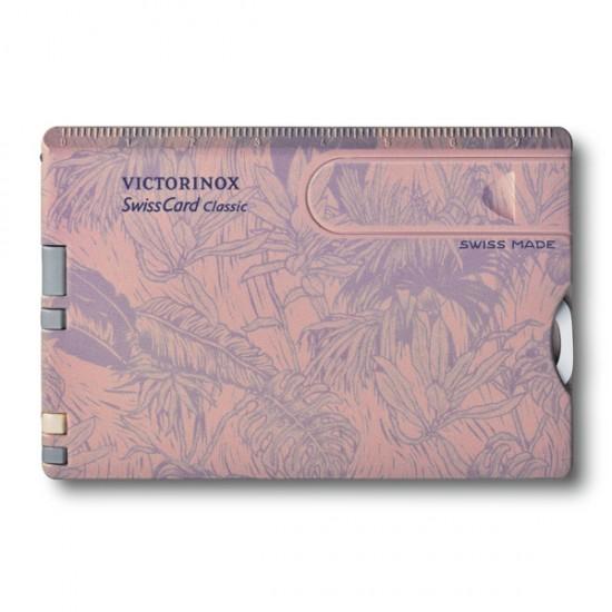 SwissCard Classic Spring Spirit Print