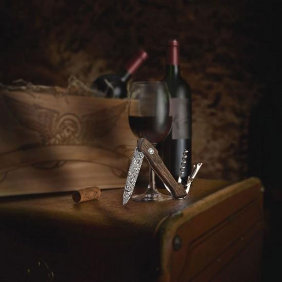 Victorinox Wine Master Aço Damasco Edição Limitada 2019