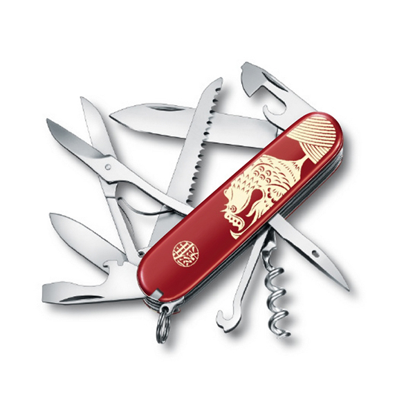 Victorinox Huntsman Year of the Rooster 2017