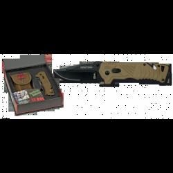 RUI - K25 Navalha Táctica 9cm