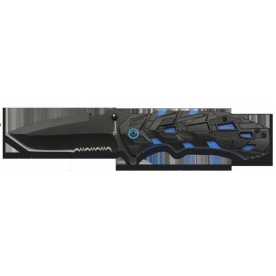Navalha Táctica Albainox 10cm - Azul