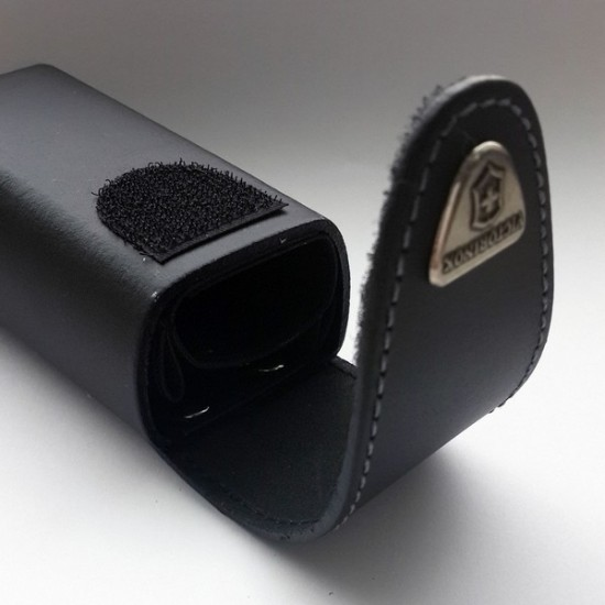 Victorinox Bolsa em Pele - SwissTool Plus