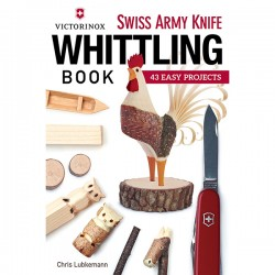 "Livro ""Victorinox Swiss Army Knife Whittling"""