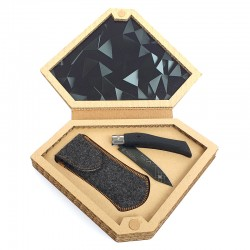 "Navalha ""Black Diamond"""