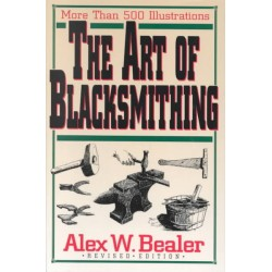 The Art of Blacksmithing (Edição Inglesa)