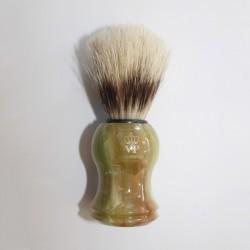 Pincel para Barbear - Acrílico Verde