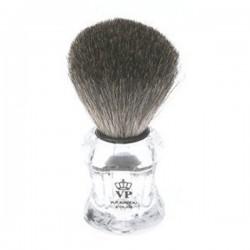 Pincel para Barbear - Acrílico Transparente