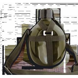 Cantil Militar - Aluminio 1L