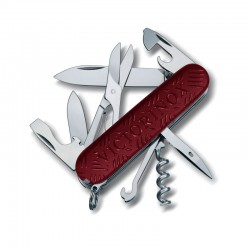 "Victorinox Climber ""3D Touch and Feel Red"""