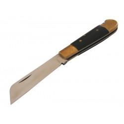 """Canivete """"Corneto"""" Artesanal c/ Tranca"""