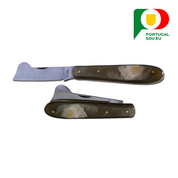Canivete de Enxertia em Chifre