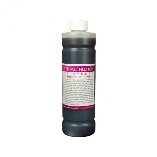 Percloreto de Ferro p/ Gravação a Ácido - 500ml