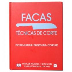 Livro Facas - Técnicas de Corte